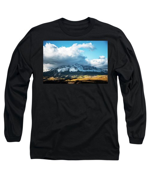 Telluride Colorado In The Fall Long Sleeve T-Shirt