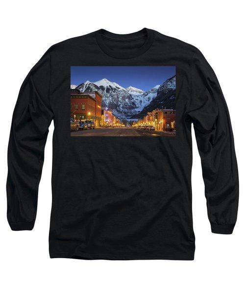 Telluride Main Street 3 Long Sleeve T-Shirt