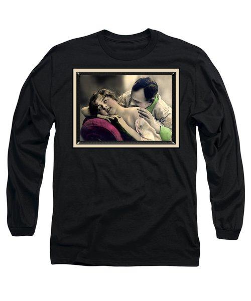 Tender Kisses Long Sleeve T-Shirt