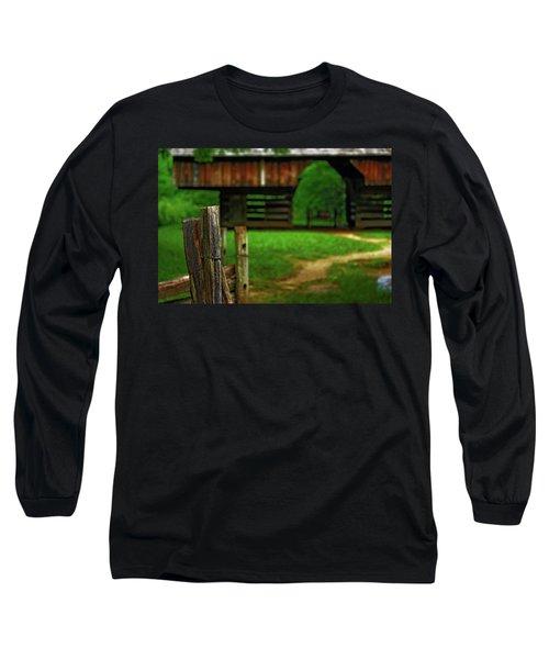 Tennesse Barn Long Sleeve T-Shirt