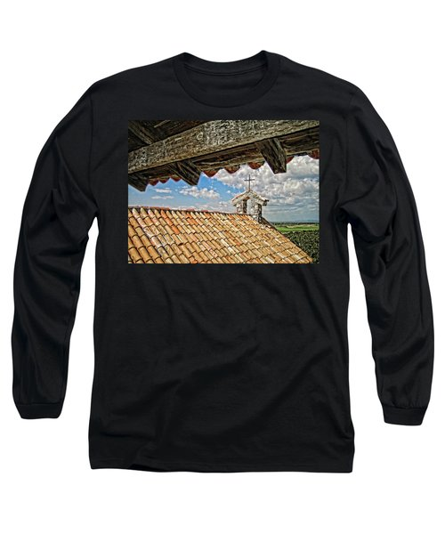 Terra Cotta Church Long Sleeve T-Shirt