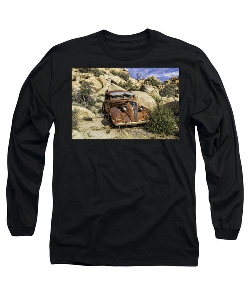 Terraplane Hudson  Long Sleeve T-Shirt