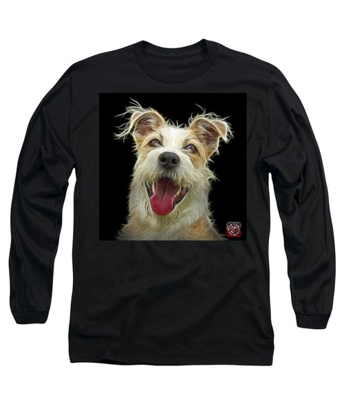 Terrier Mix 2989 - Bb Long Sleeve T-Shirt