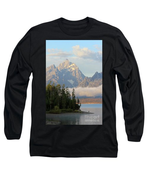 Teton Early Morning Long Sleeve T-Shirt