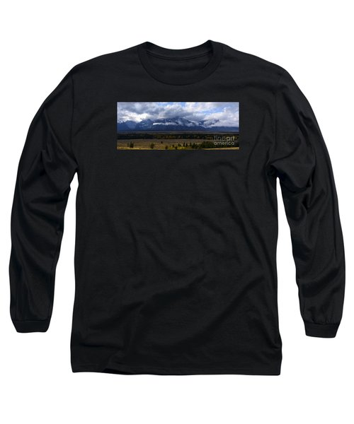 Teton Range # 1 Long Sleeve T-Shirt