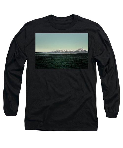 Tetons Long Sleeve T-Shirt