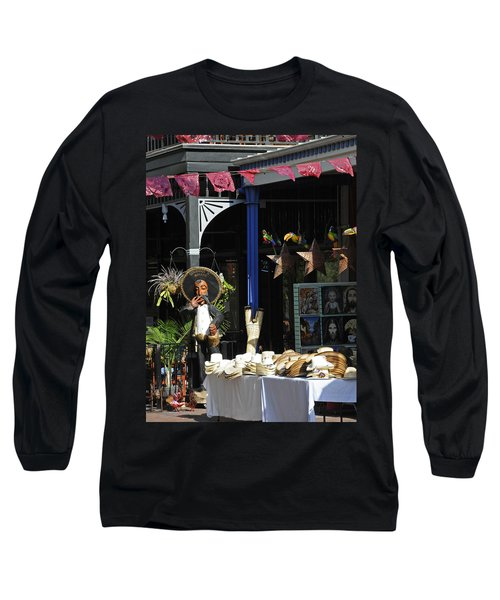 Tex-mex Long Sleeve T-Shirt