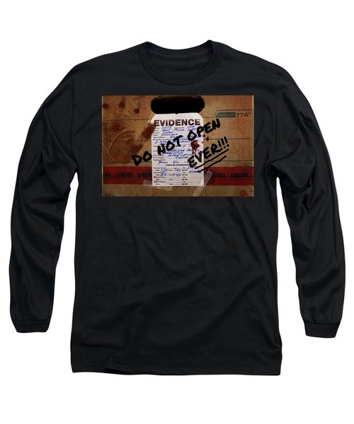 Texas Chainsaw 3d Long Sleeve T-Shirt