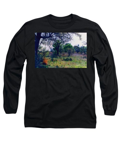 Texas Hill Country Long Sleeve T-Shirt