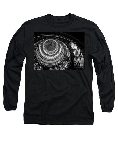 Texas State Capital Dome Austin  Long Sleeve T-Shirt