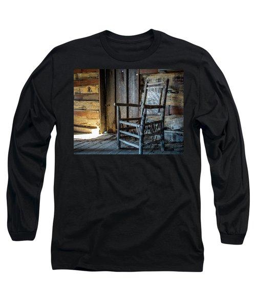 Thacker Cabin Chair Long Sleeve T-Shirt