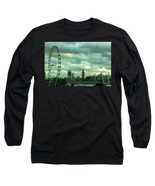 Thames View 1 Long Sleeve T-Shirt