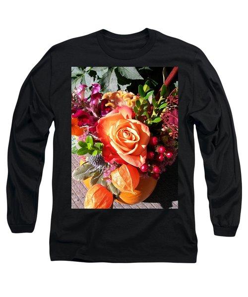 Thanksgiving Bouquet Long Sleeve T-Shirt