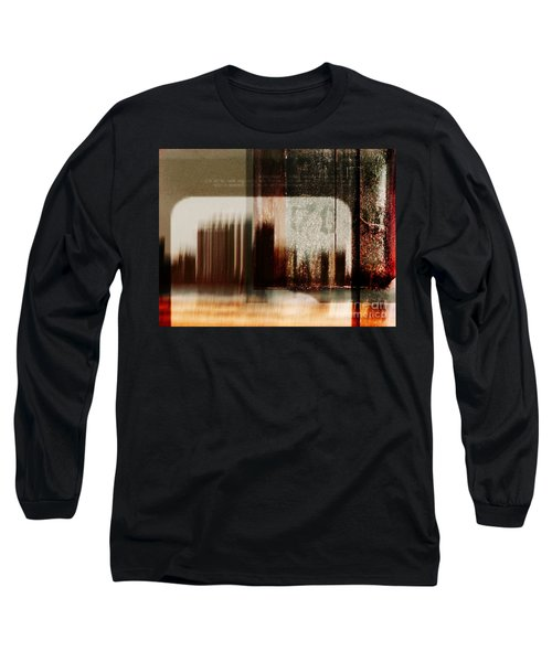 That Day In The City When We Lost Track Of Time Long Sleeve T-Shirt