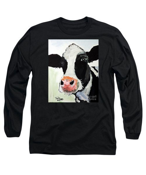 That Look That Says... Long Sleeve T-Shirt by Tom Riggs