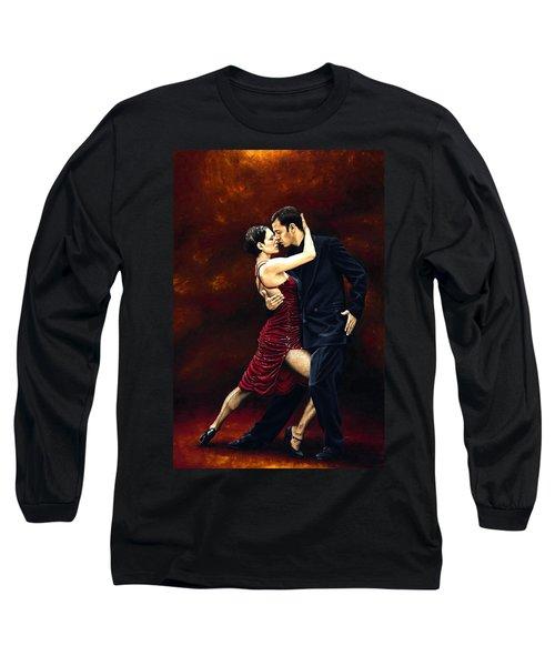 That Tango Moment Long Sleeve T-Shirt