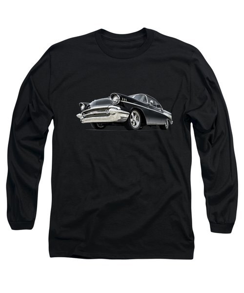 The 57 Chevy Long Sleeve T-Shirt