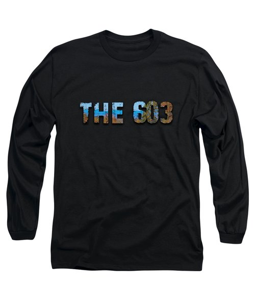 The 603 Long Sleeve T-Shirt by Mim White