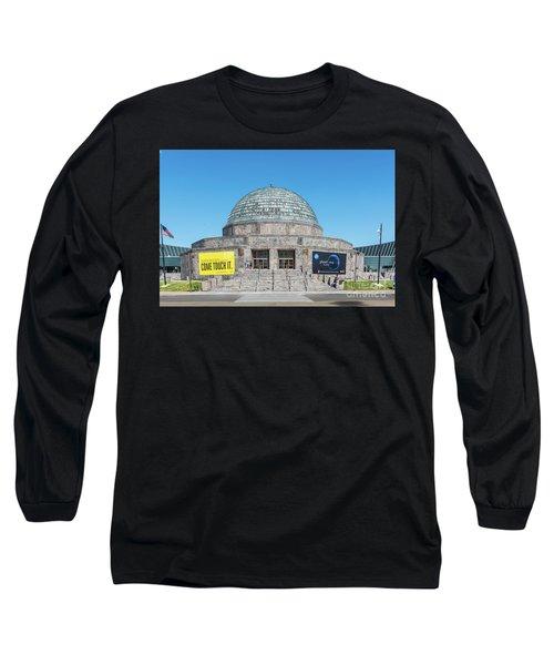 The Adler Planetarium Long Sleeve T-Shirt