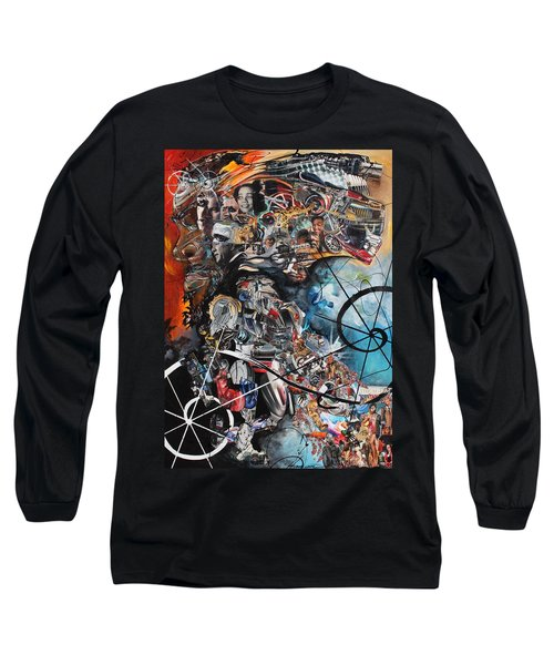 The Agent Long Sleeve T-Shirt