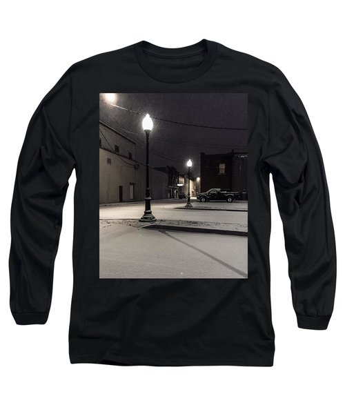 The Alley Long Sleeve T-Shirt