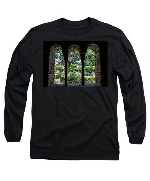 The Ancient Cloister Long Sleeve T-Shirt