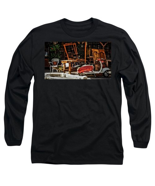 The Antiquarian Long Sleeve T-Shirt