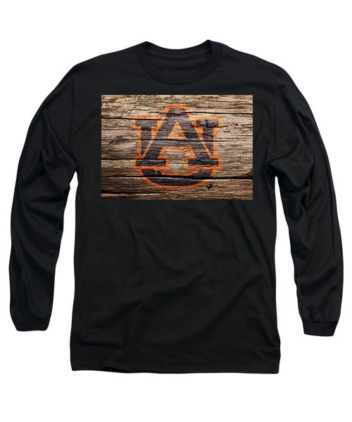 The Auburn Tigers 1a Long Sleeve T-Shirt