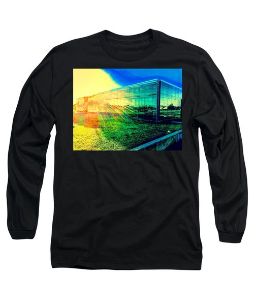 The Aura Of 5.4.7 Gallery Long Sleeve T-Shirt