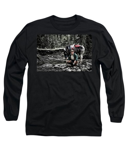 The Back Country Guardian Long Sleeve T-Shirt