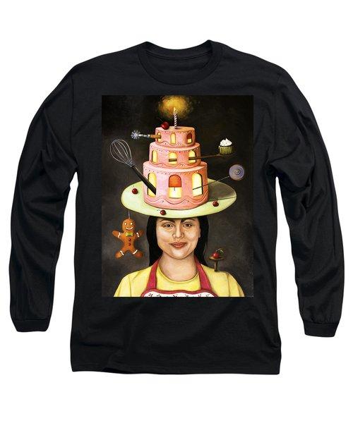 The Baker Long Sleeve T-Shirt