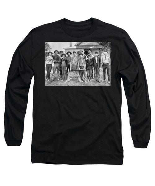 The Ball Team Long Sleeve T-Shirt