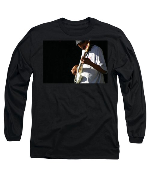 The Bassman Long Sleeve T-Shirt by Joe Kozlowski