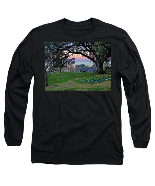 The Bay View Bench Long Sleeve T-Shirt