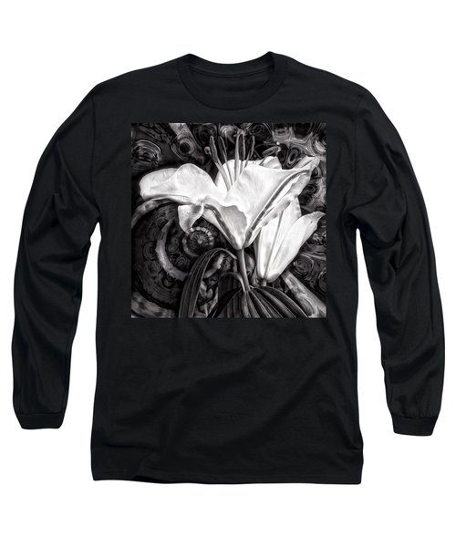 The Beast Long Sleeve T-Shirt by Gabriella Weninger - David