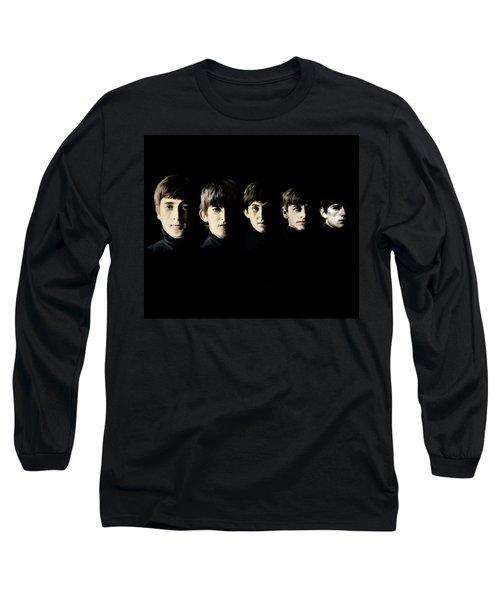 The Beatles Destinies Fate Long Sleeve T-Shirt