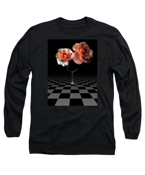 The Beauty Of Roses Long Sleeve T-Shirt
