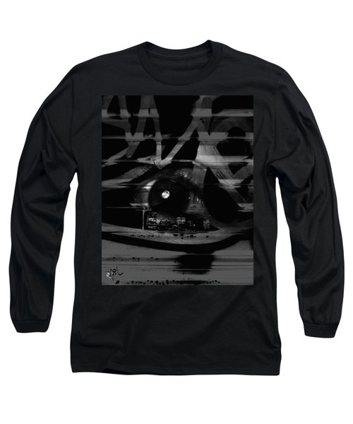 The Beholder Long Sleeve T-Shirt