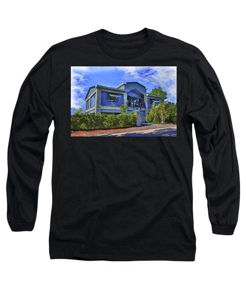 The Big House Long Sleeve T-Shirt