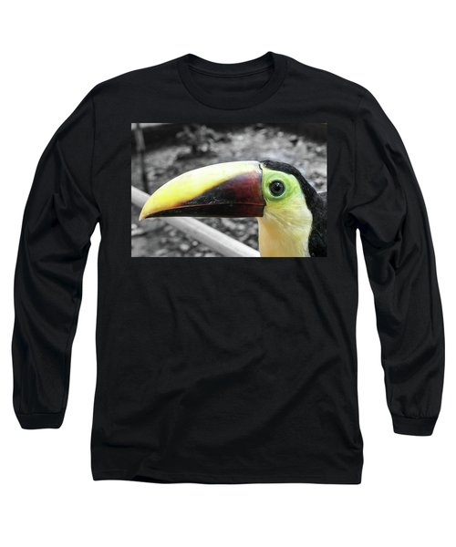 The Big Toucan Long Sleeve T-Shirt