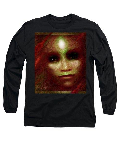 Gaia Long Sleeve T-Shirt