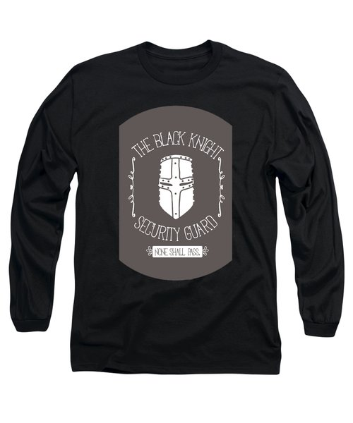 The Black Knight Long Sleeve T-Shirt