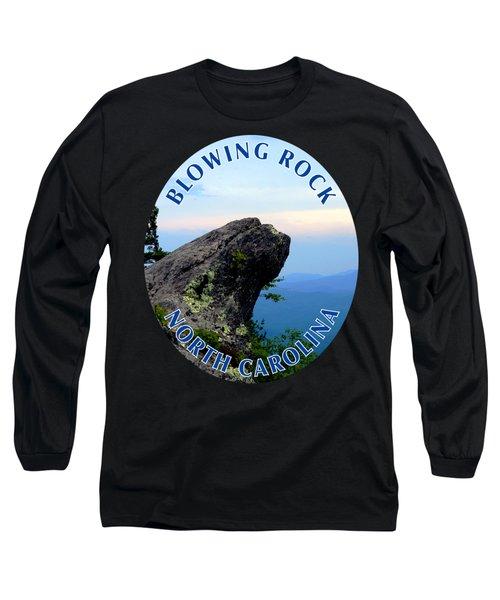 The Blowing Rock T-shirt Long Sleeve T-Shirt
