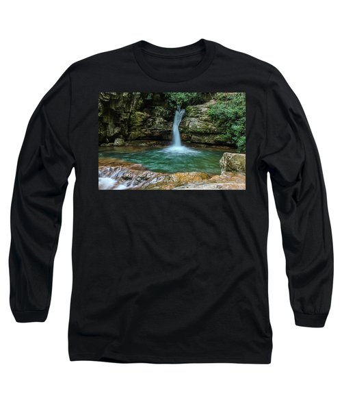 The Blue Hole Long Sleeve T-Shirt