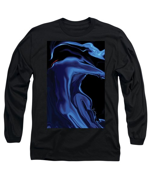 The Blue Kiss Long Sleeve T-Shirt