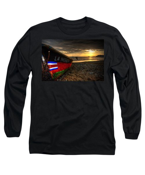 The Bold Long Sleeve T-Shirt