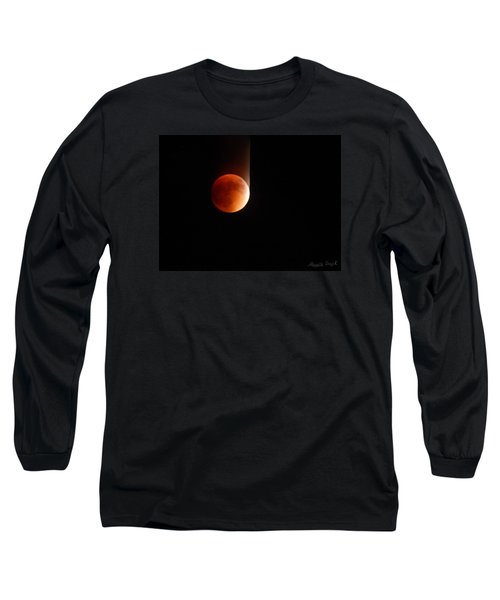 The Bouncing Eclipse Long Sleeve T-Shirt