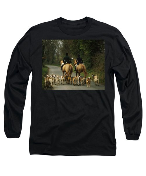 The Bray Harriers, Co Wicklow, Ireland Long Sleeve T-Shirt