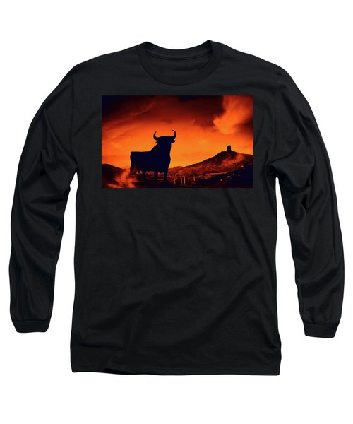 Spanish Long Sleeve T-Shirt