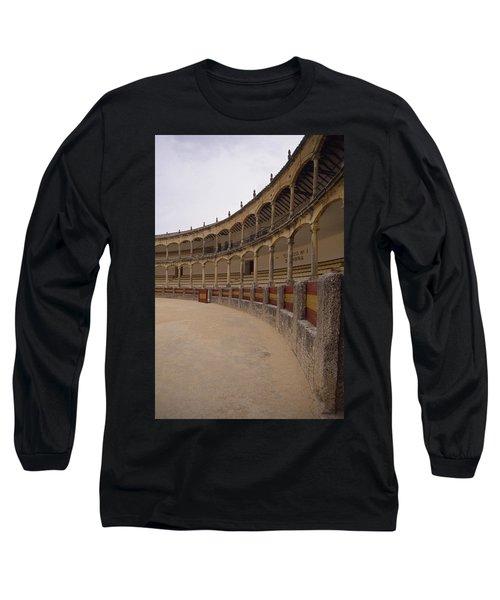 The Bullring Long Sleeve T-Shirt by Shaun Higson